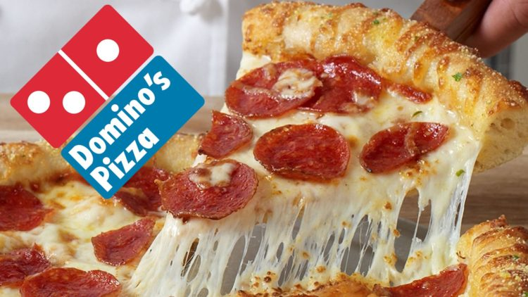 Домино'с пицца (Dominos pizza)
